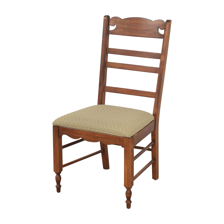 buy Pennsylvania House Ladder Back Dining Chairs Pennsylvania House Dining Chairs