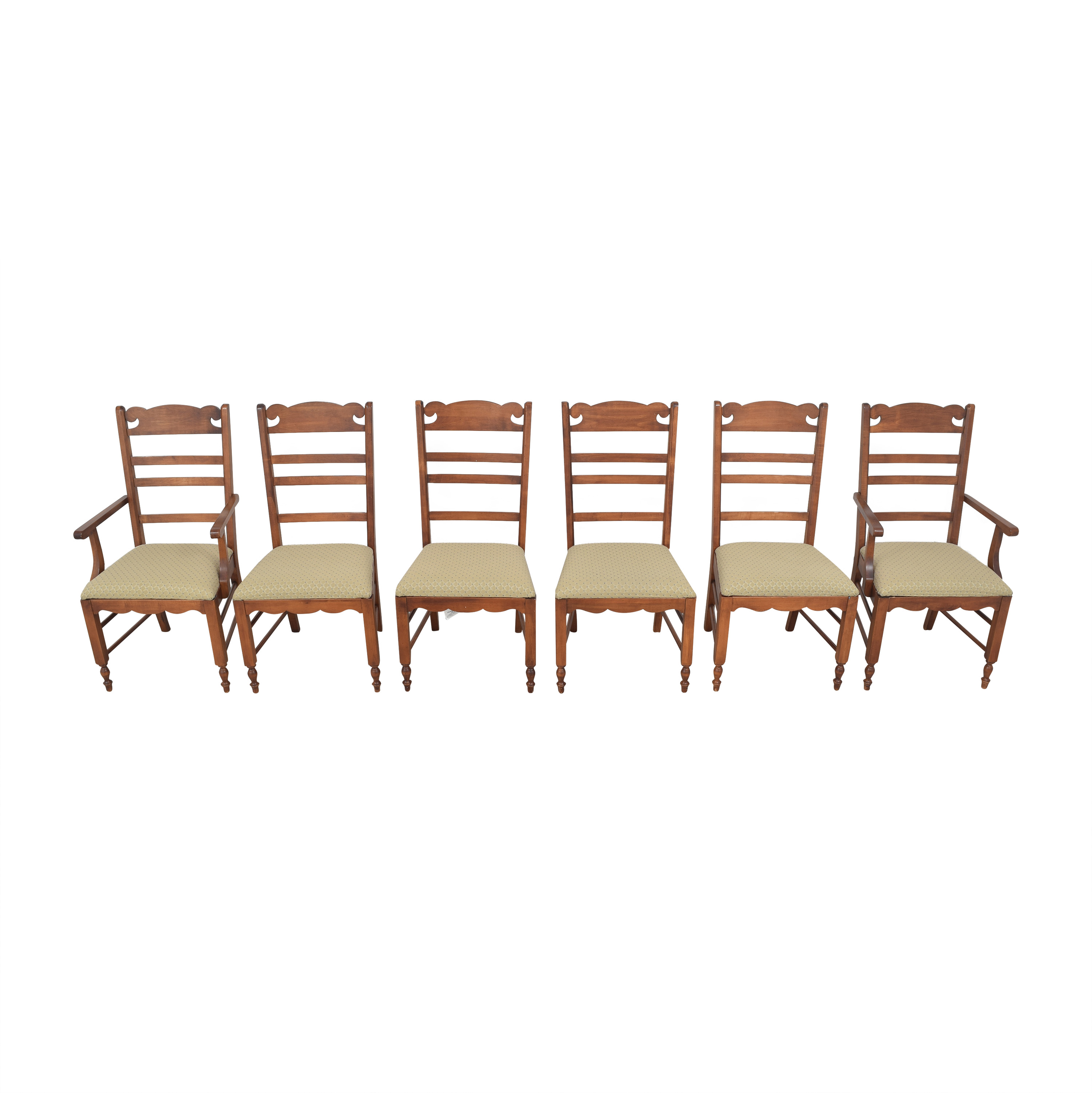 buy Pennsylvania House Pennsylvania House Ladder Back Dining Chairs online