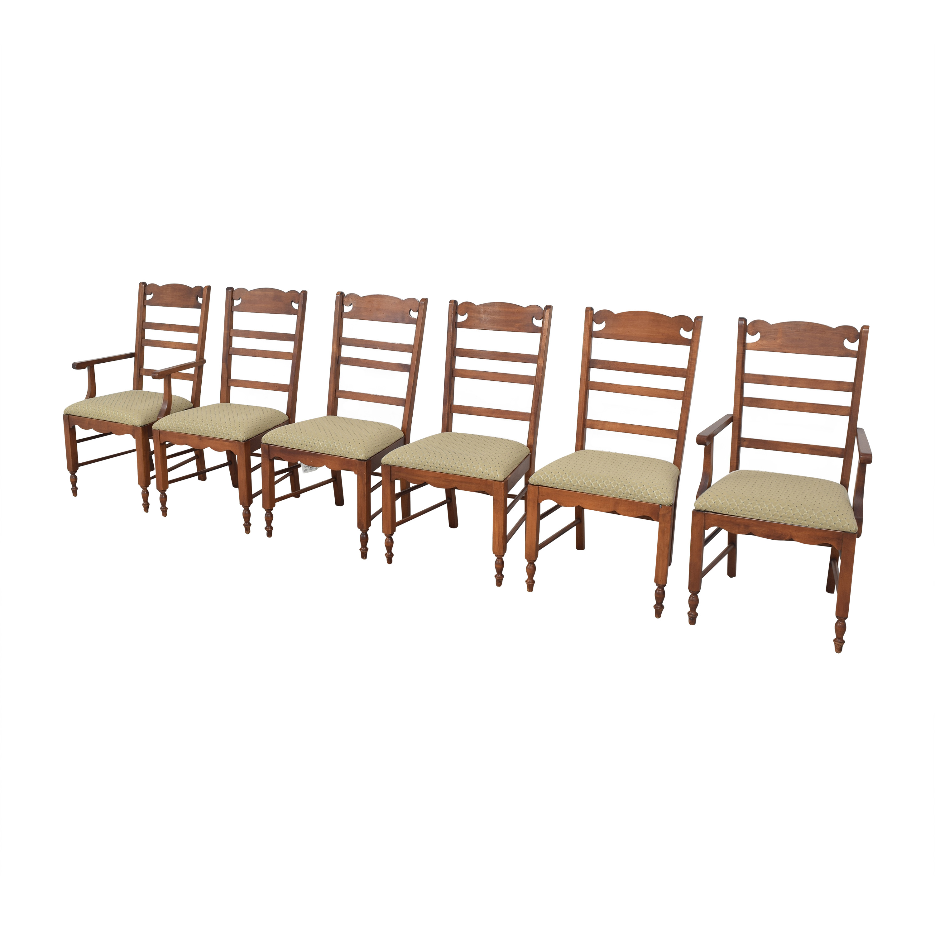 Pennsylvania House Ladder Back Dining Chairs sale