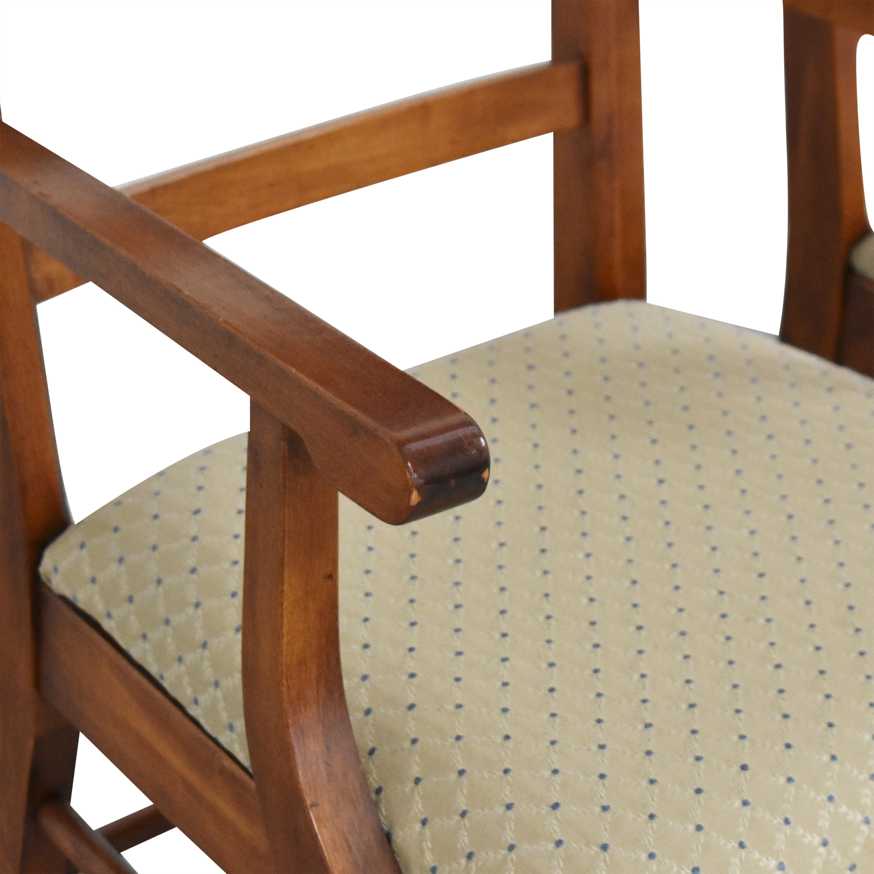 Pennsylvania House Ladder Back Dining Chairs / Chairs