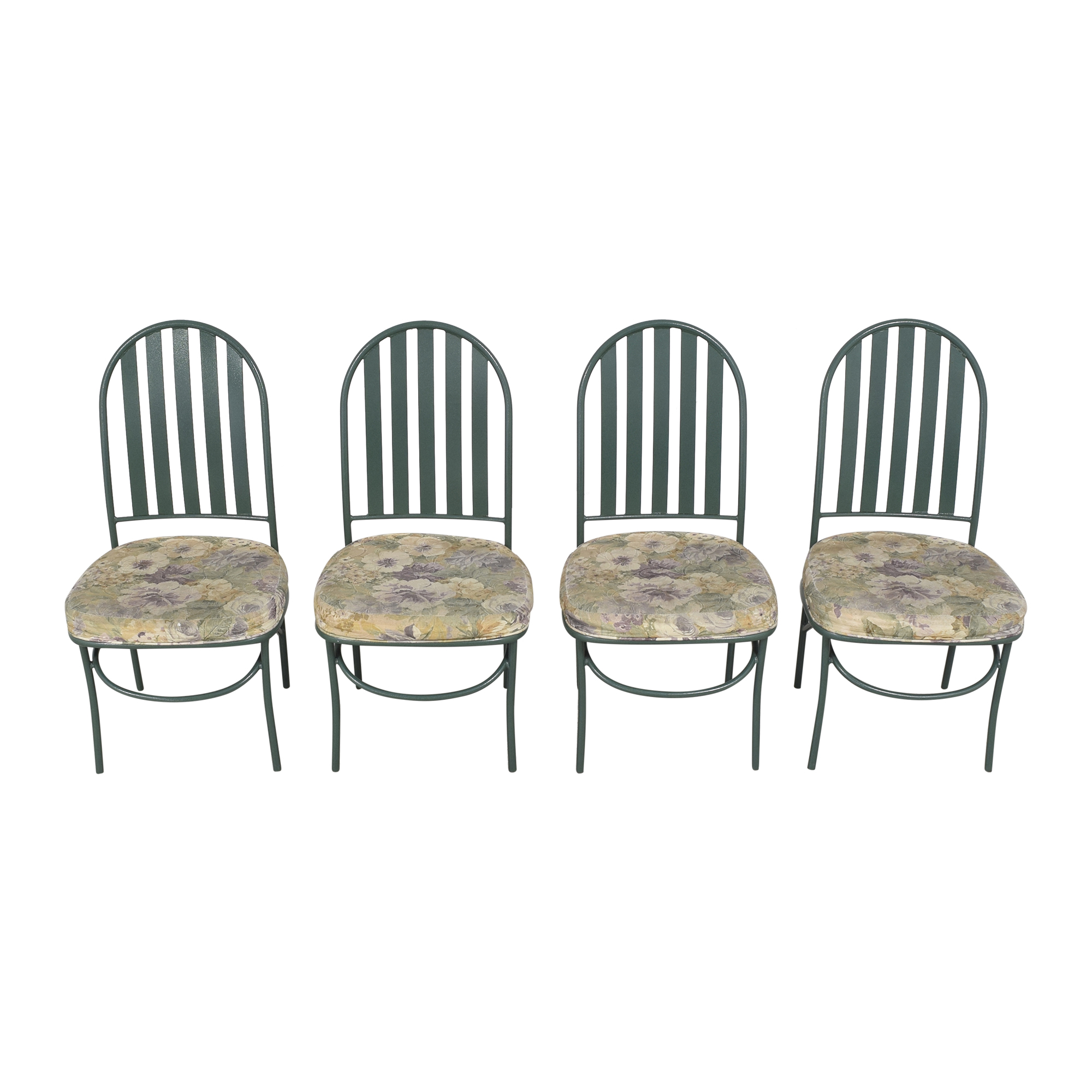 Floral Dining Chairs dimensions