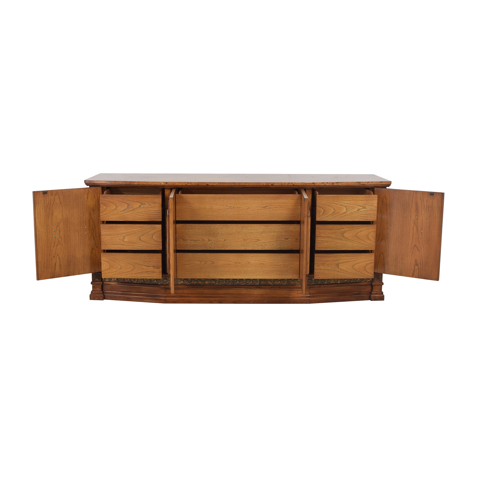 Nine Drawer Sideboard used