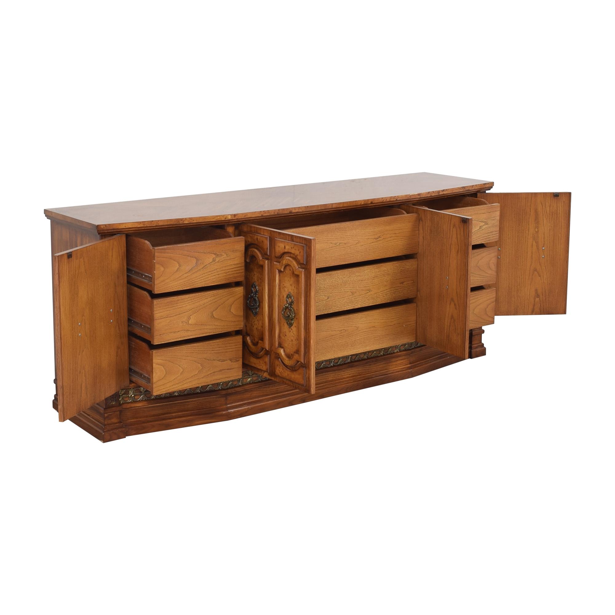 Nine Drawer Sideboard nj