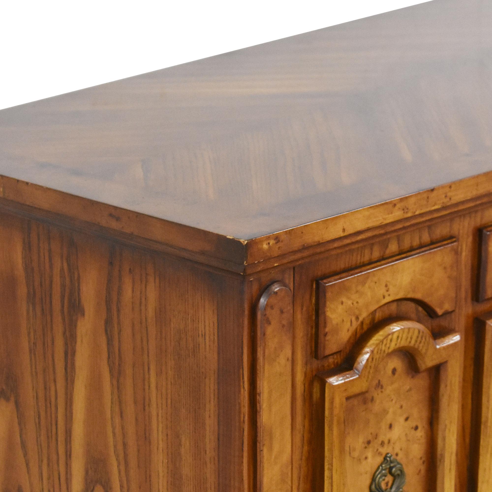 buy Nine Drawer Sideboard  Storage