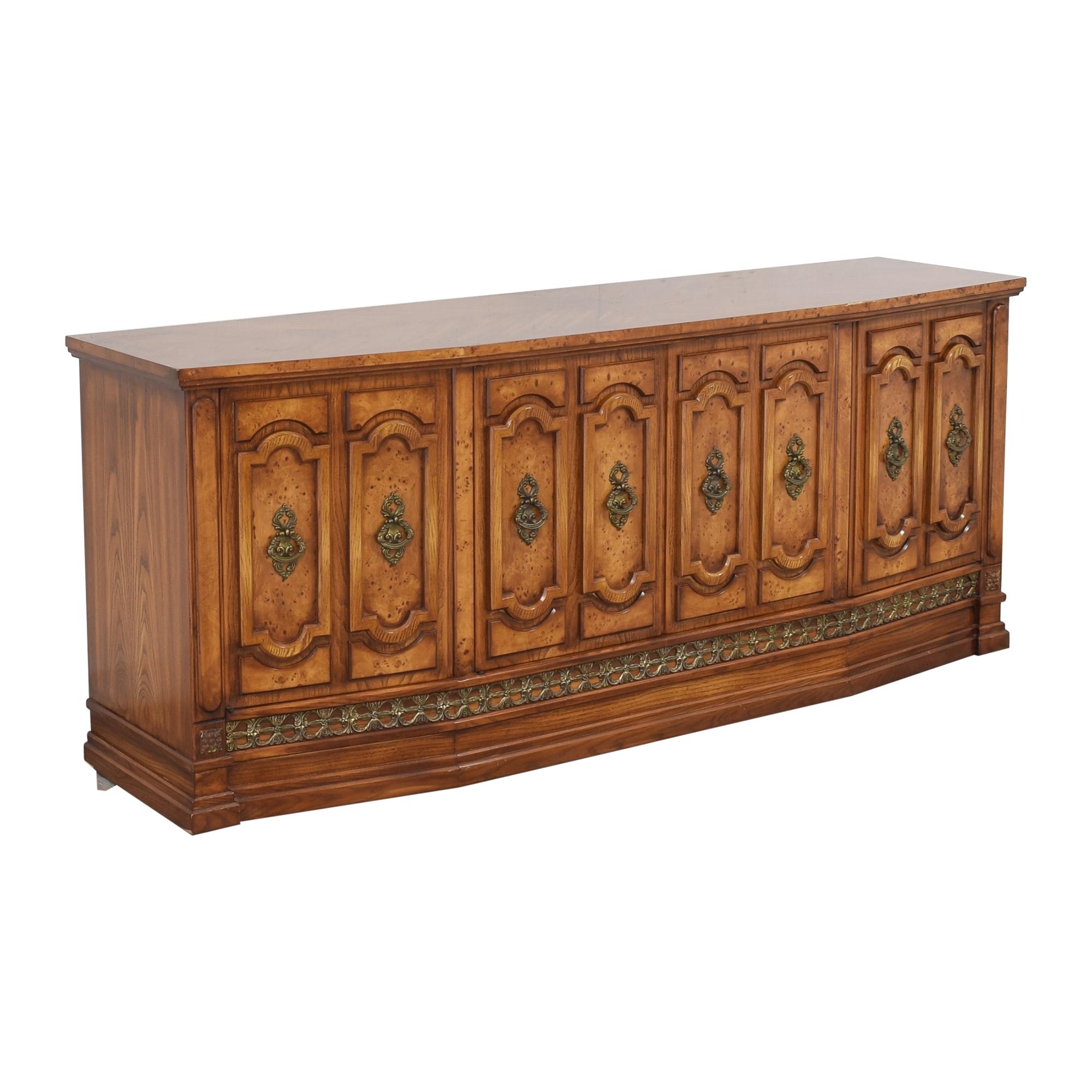 shop Nine Drawer Sideboard  Storage