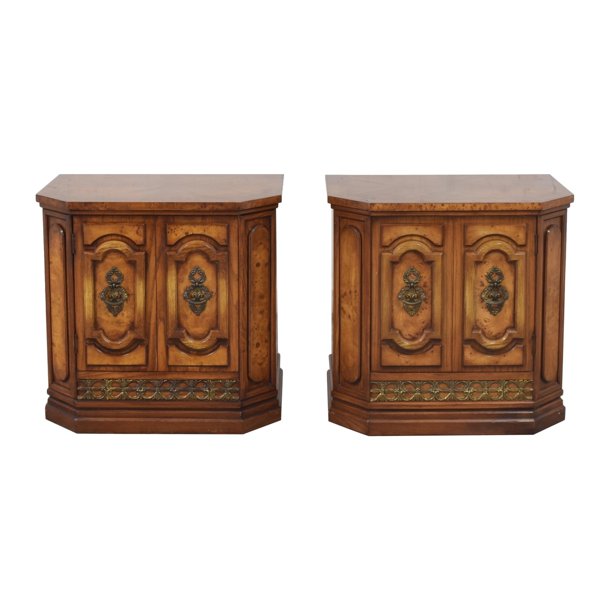 buy Single Door Nightstands  End Tables