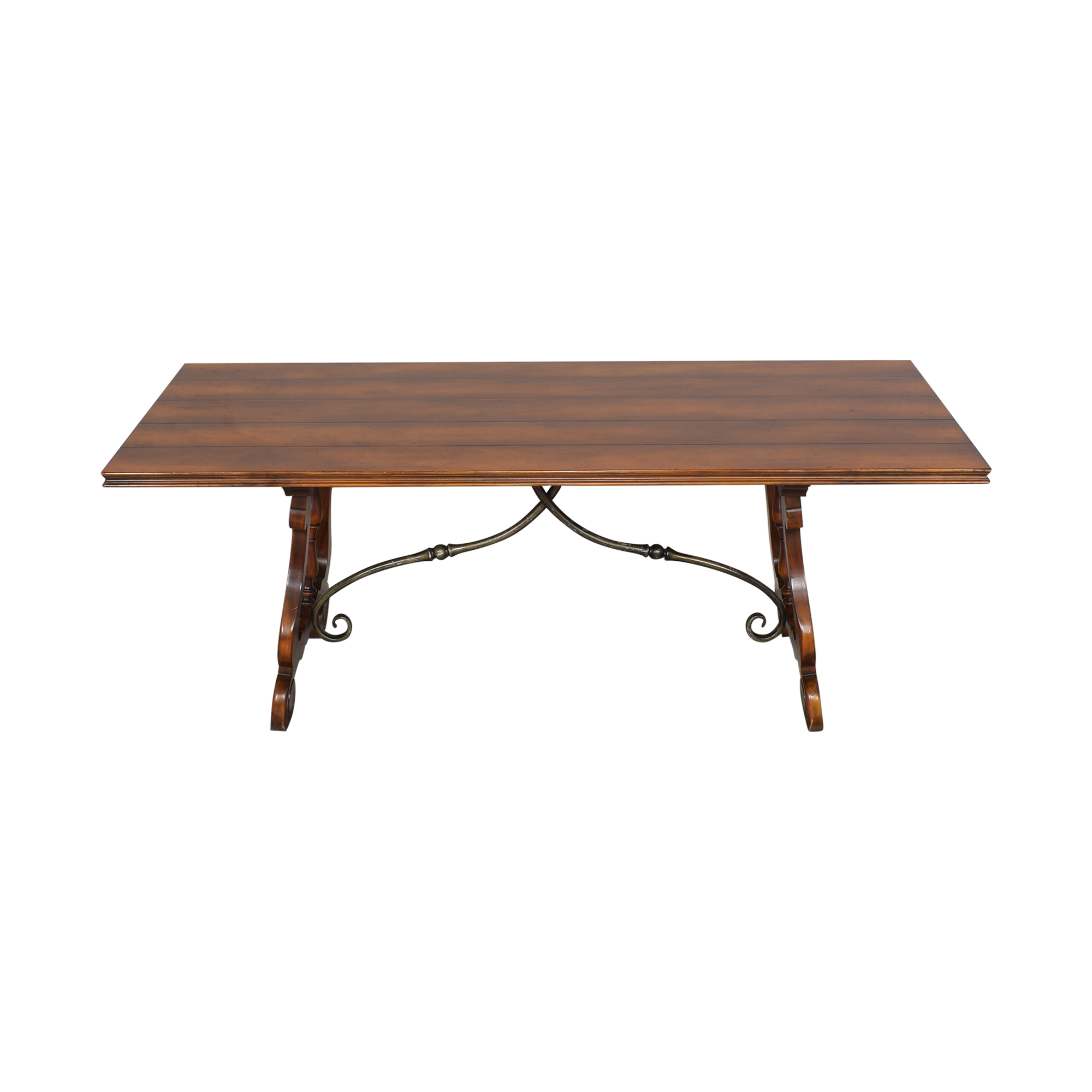 Pottery Barn Trestle Dining Table / Tables
