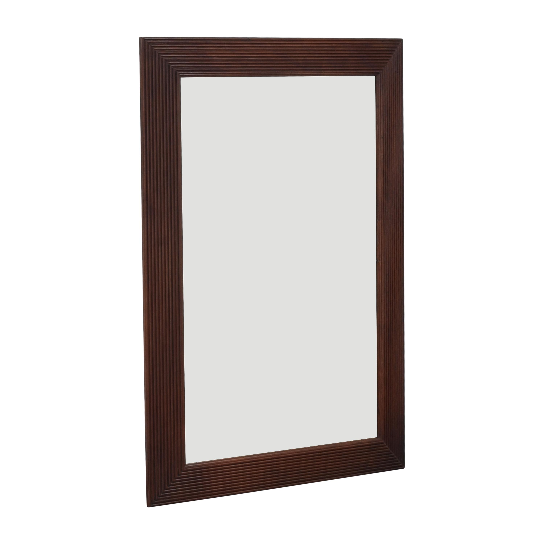Ethan Allen Ethan Allen Framed Wall Mirror coupon