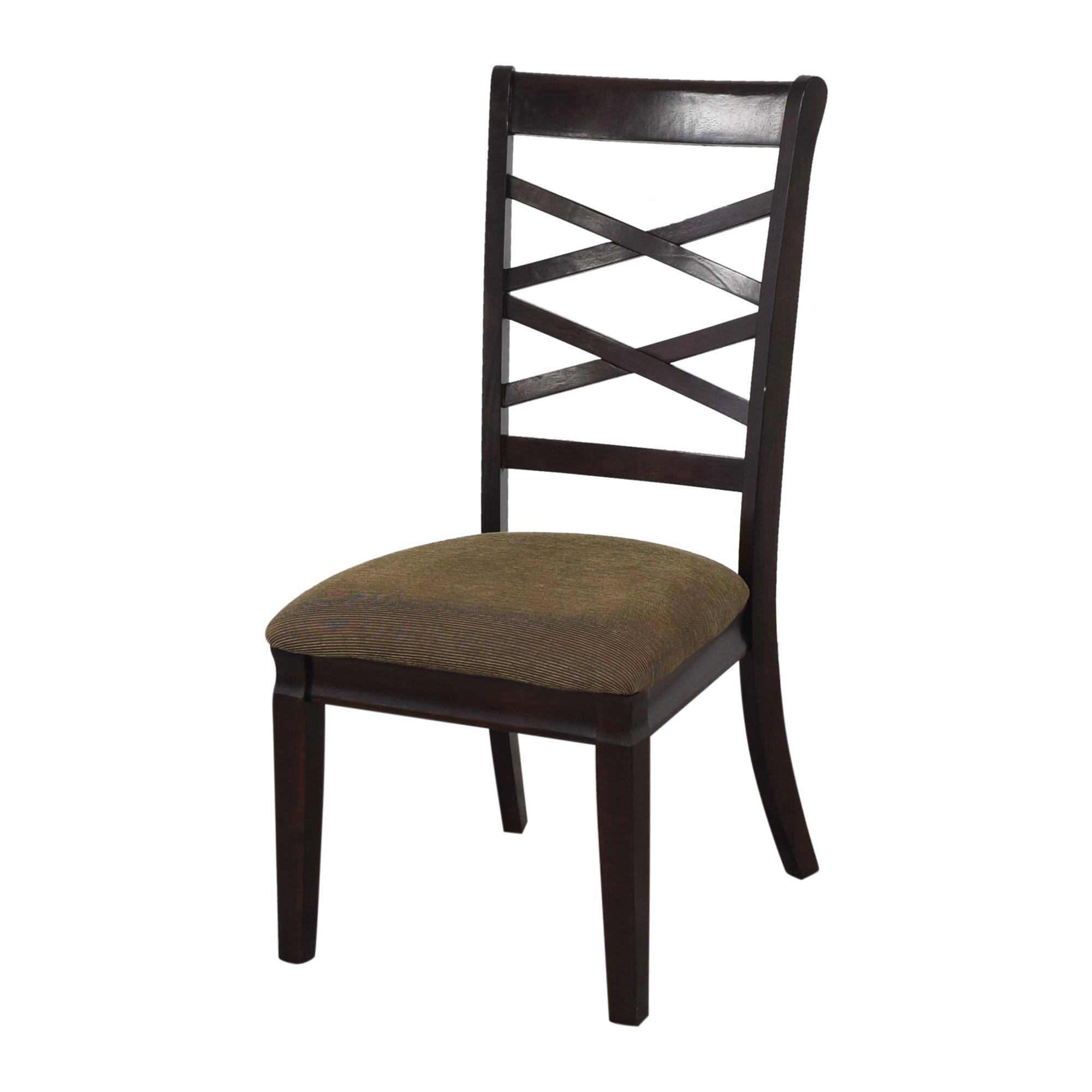 Ashley Furniture Hayley Dining Chairs  Ashley Furniture