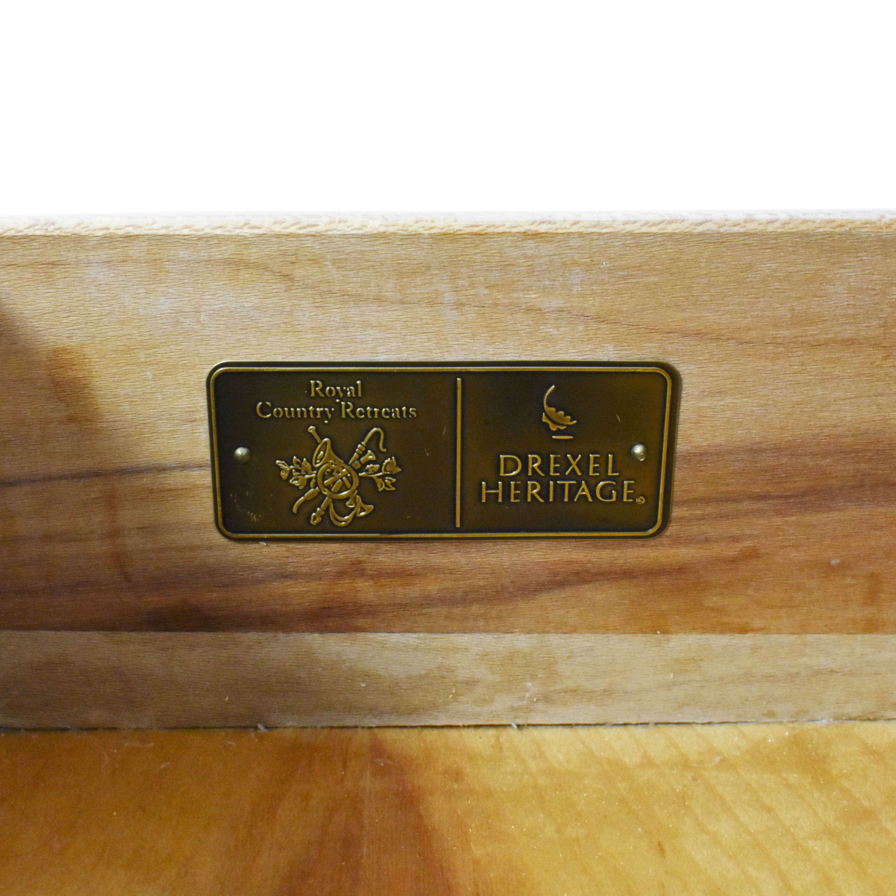 Drexel Heritage Royal Country Retreats Chest Drexel Heritage