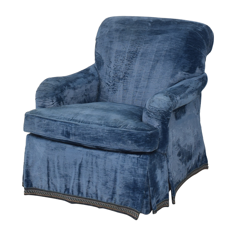 shop  English Roll Arm Swivel Club Chair online