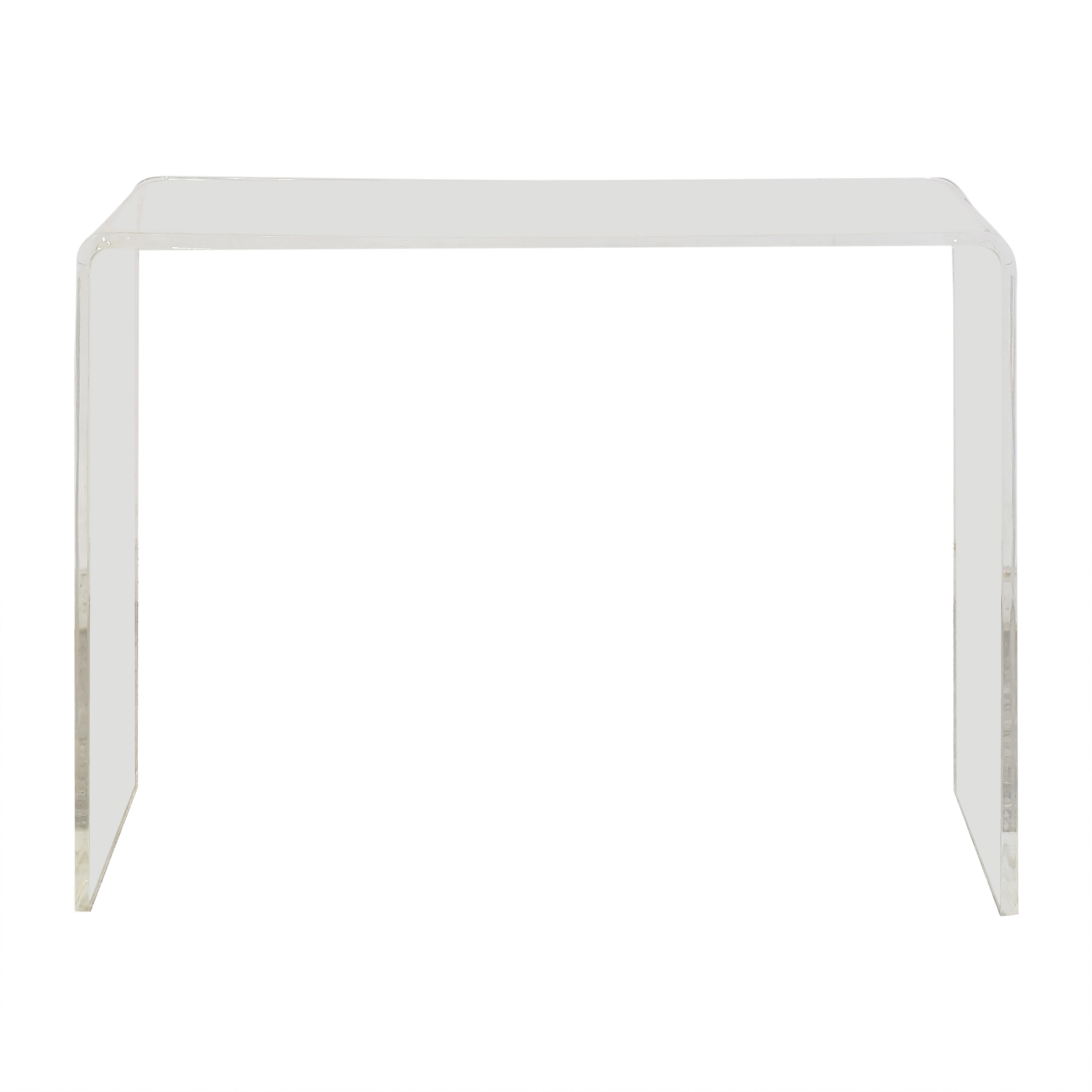Waterfall Console Table nyc