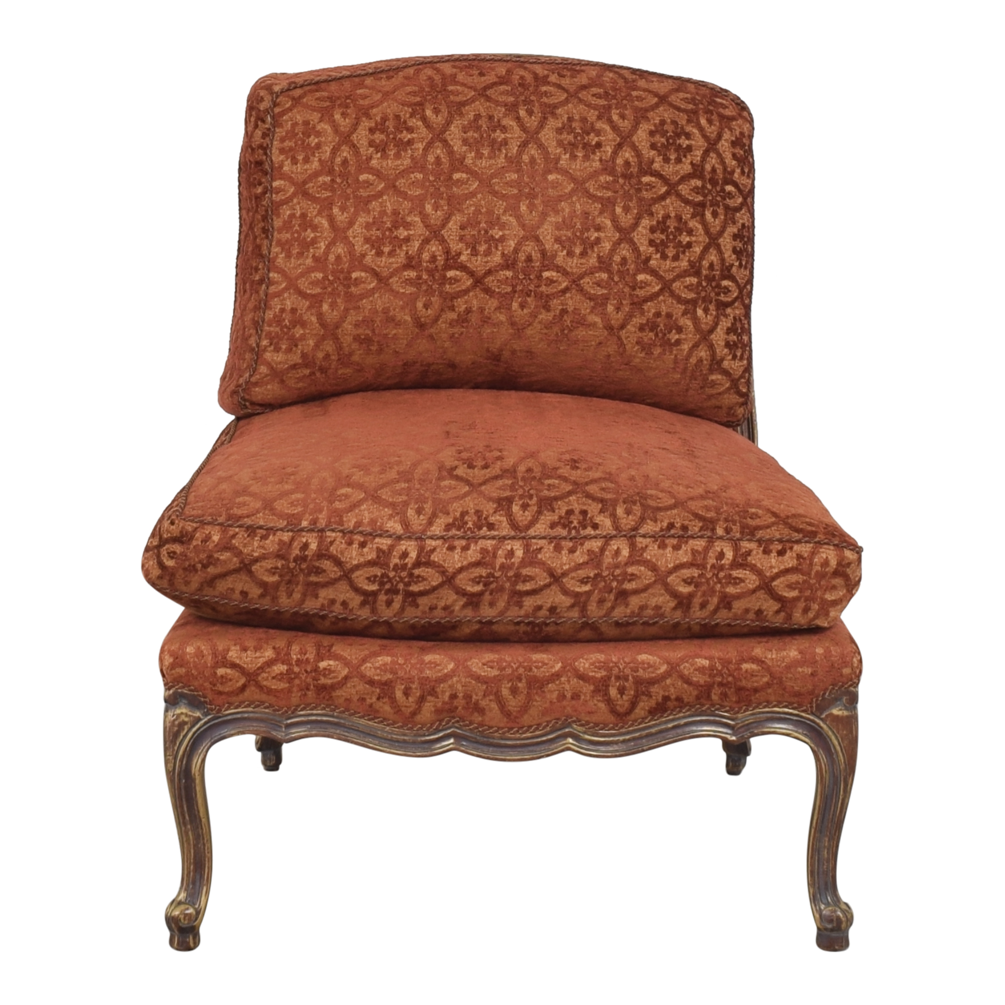 buy Decorative Slipper Chair  Accent Chairs