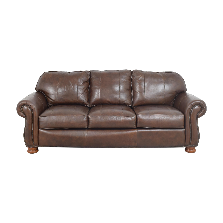 Thomasville Thomasville Benjamin Three Cushion Sofa ma