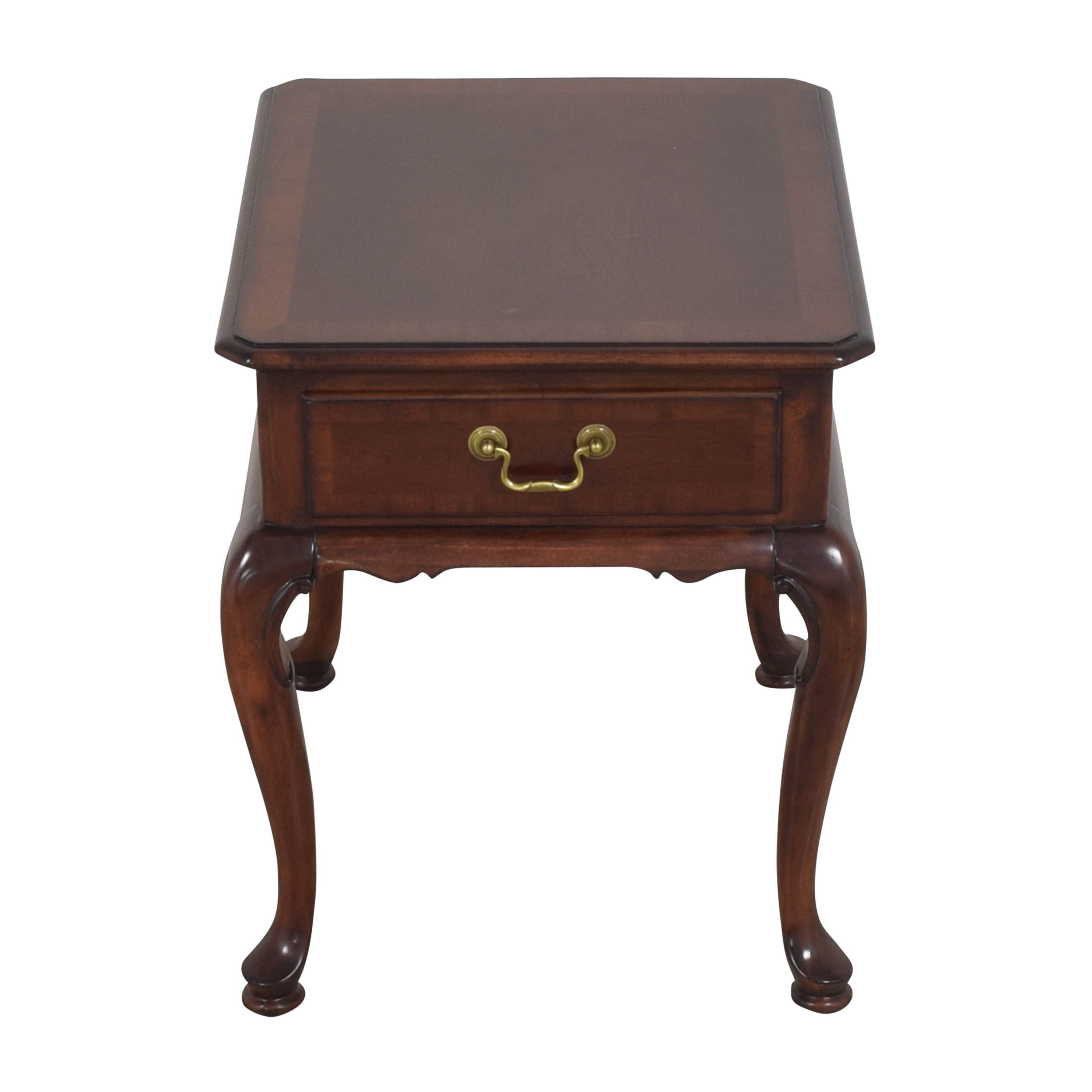 Fine Furniture Design Fine Furniture Design One Drawer End Table dimensions