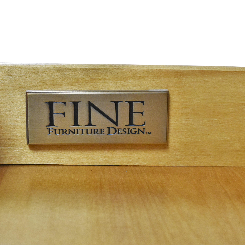 Fine Furniture Design Fine Furniture Design One Drawer End Table nj