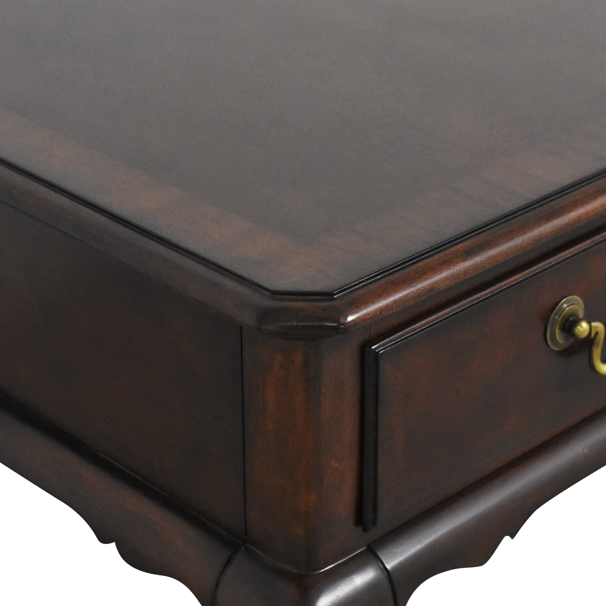Fine Furniture Design One Drawer End Table / Tables