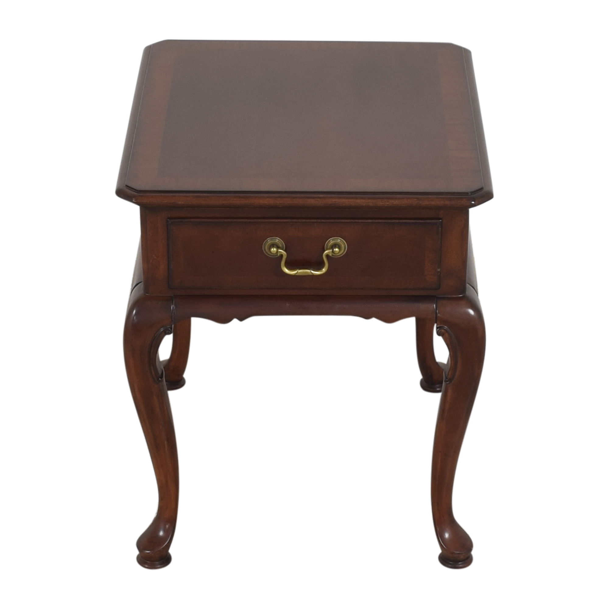 Fine Furniture Design Fine Furniture Design One Drawer End Table pa