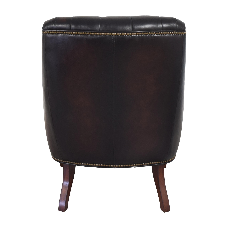Bradington-Young Tufted Armchair / Chairs