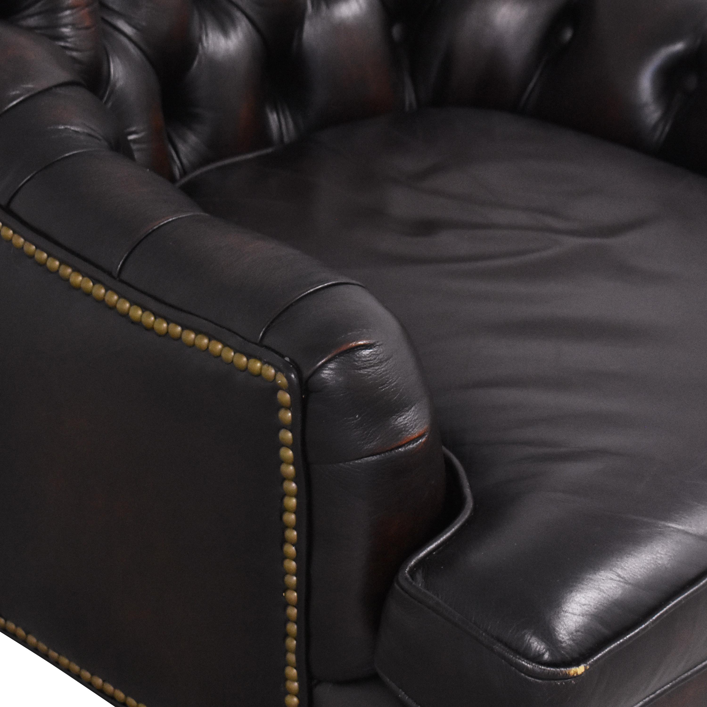 buy Bradington-Young Tufted Armchair Bradington-Young Chairs