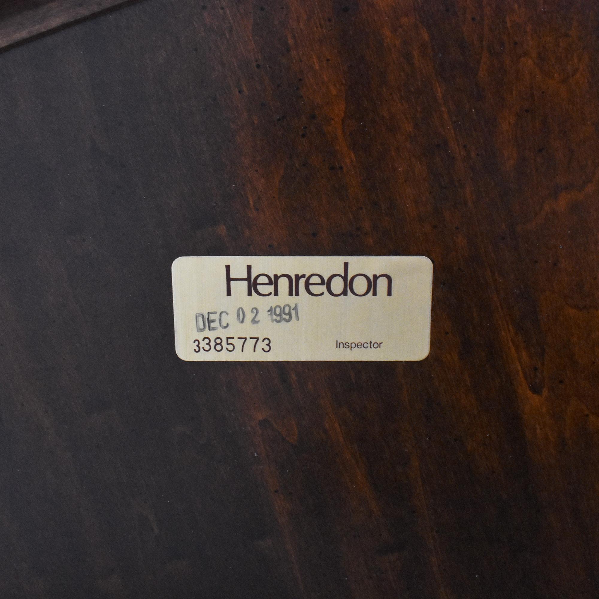 Henredon Furniture Henredon Furniture Aston Court End Table ct
