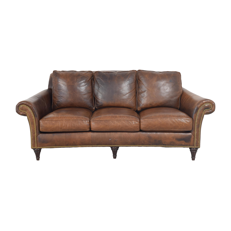 buy Hancock and Moore Hancock and Moore Nailhead Sofa  online
