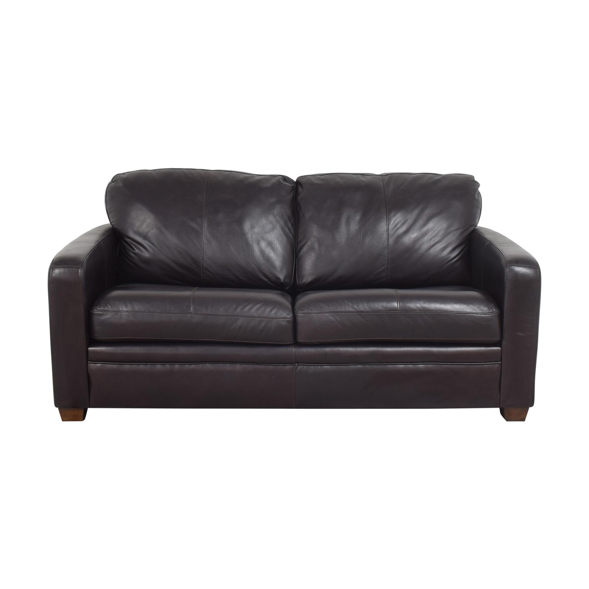 Raymour & Flanigan Raymour & Flanigan Trent Sleeper Sofa dimensions
