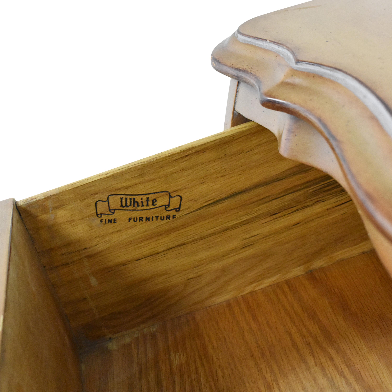 White Fine Furniture White Fine Furniture Nightstands ct