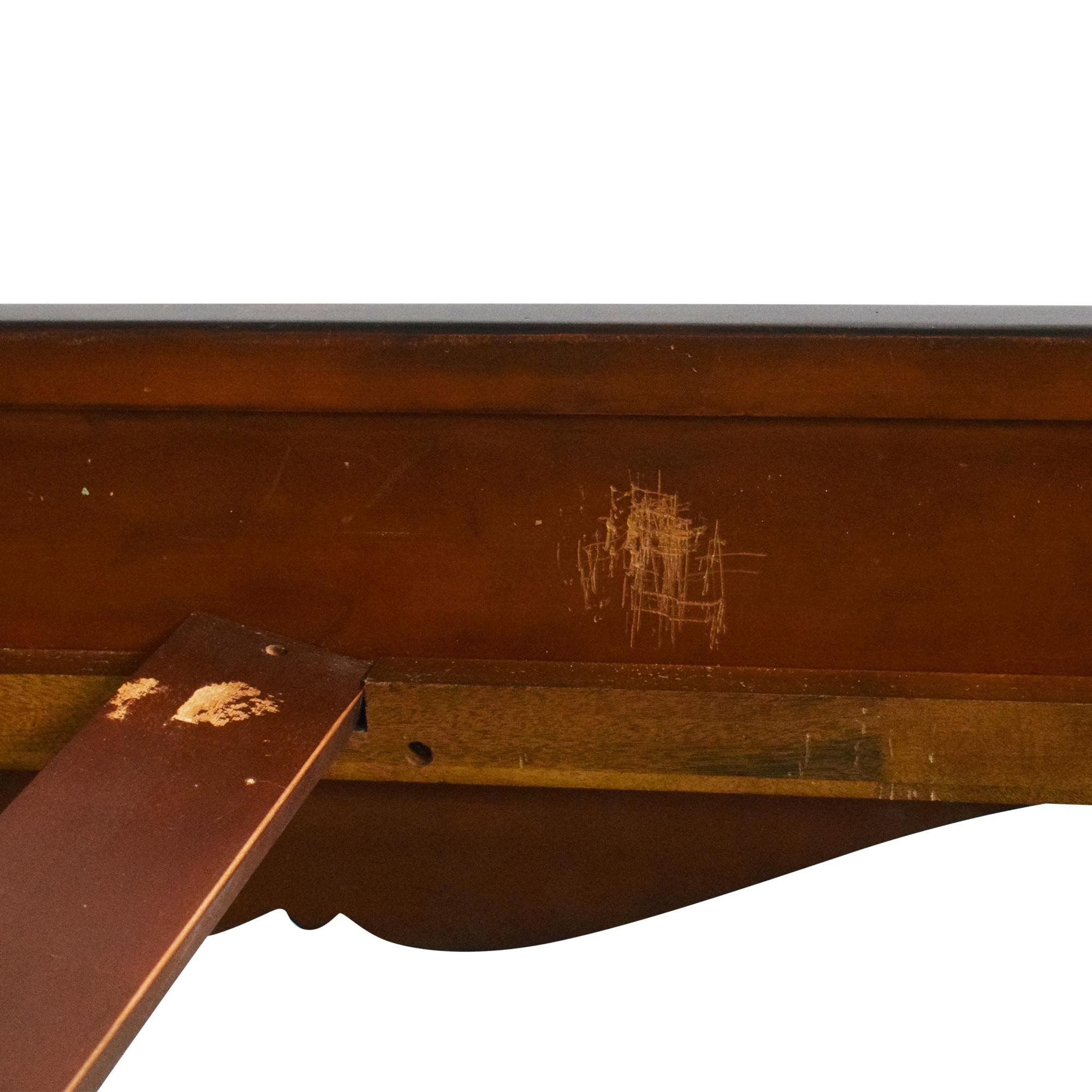 buy Henredon Furniture Arabesque King Bed Henredon Furniture Bed Frames