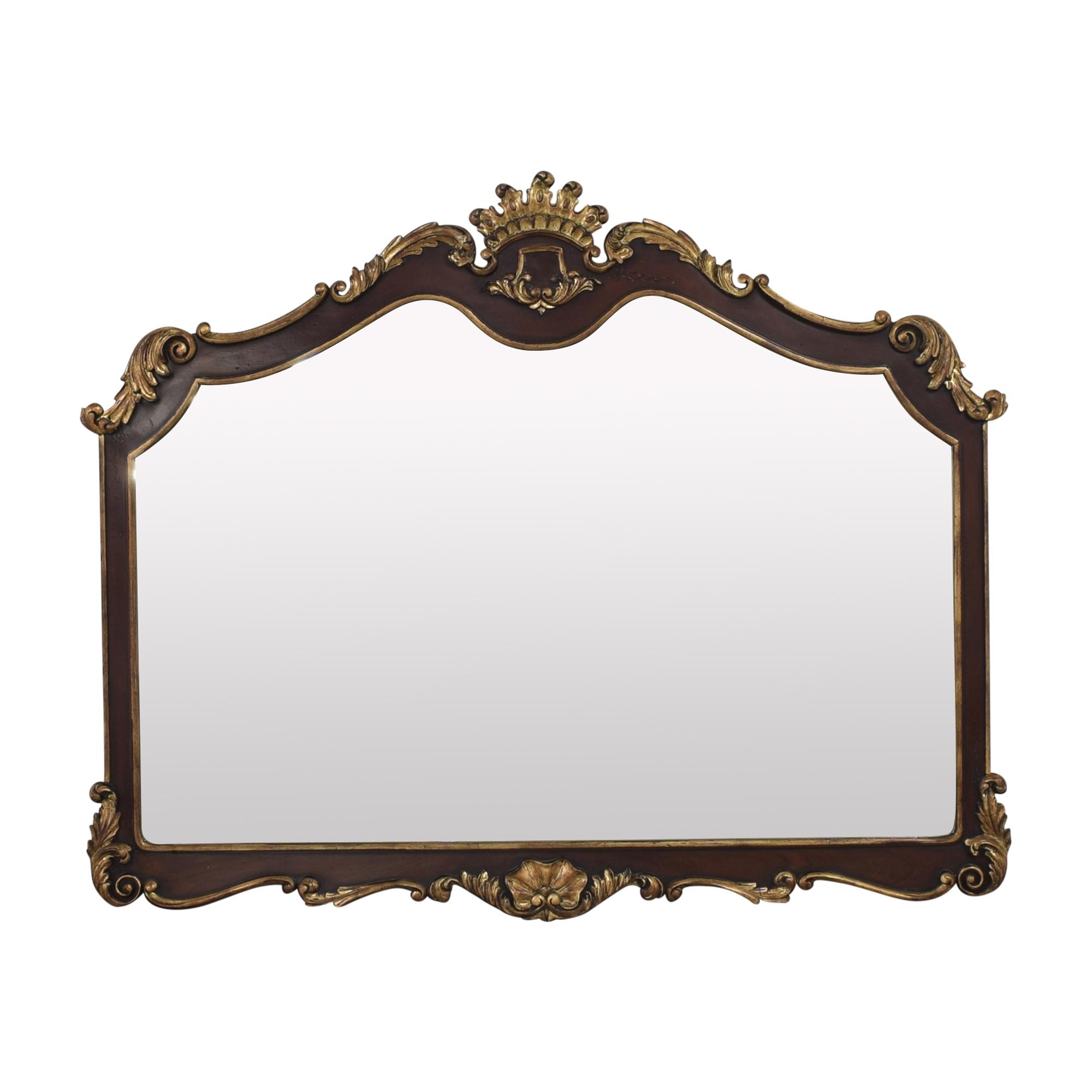 buy Henredon Furniture Henredon Furniture Arabesque Framed Mirror online