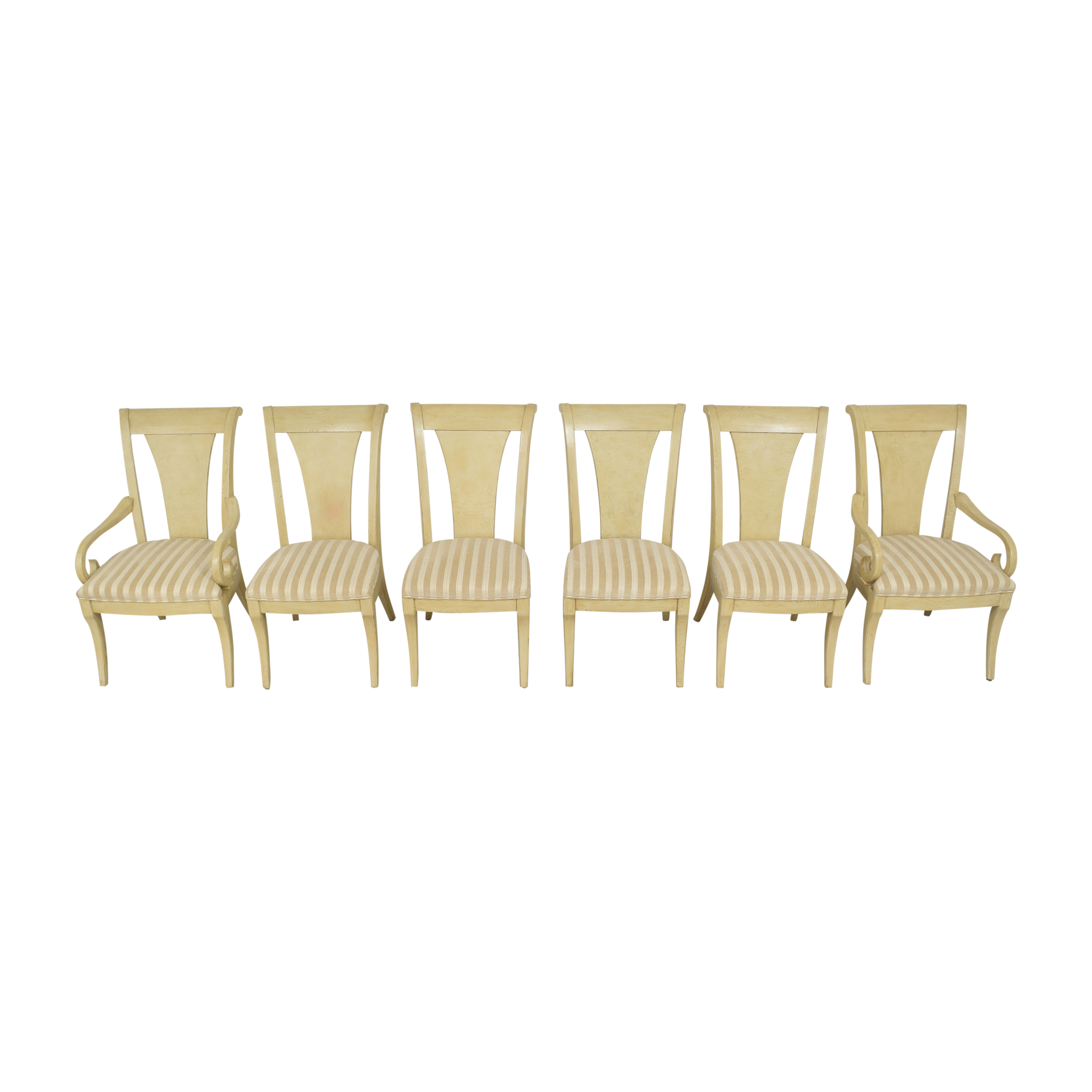 Drexel Heritage Drexel Heritage Insignia Dining Chairs for sale