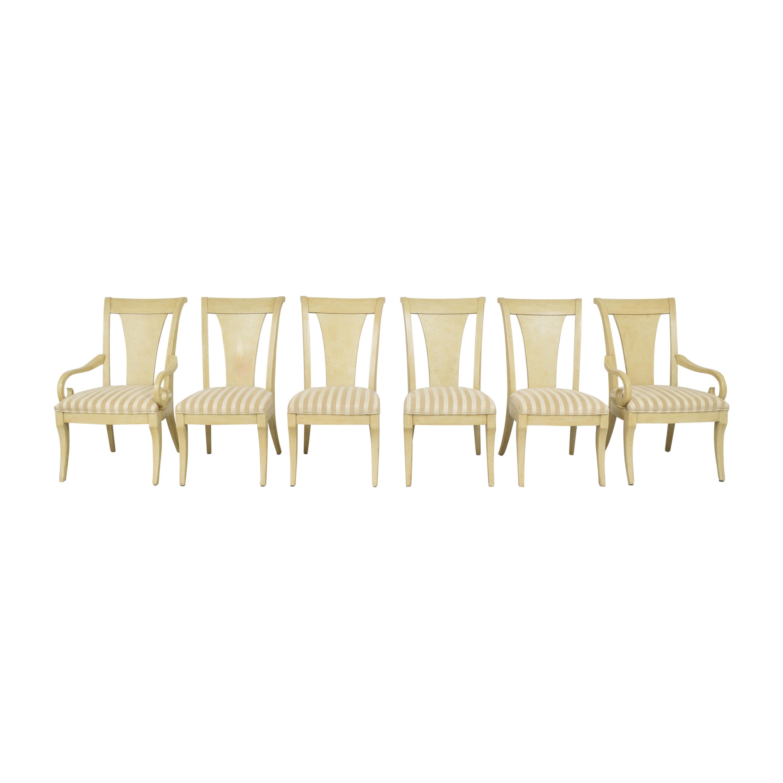 Drexel Heritage Drexel Heritage Insignia Dining Chairs nj
