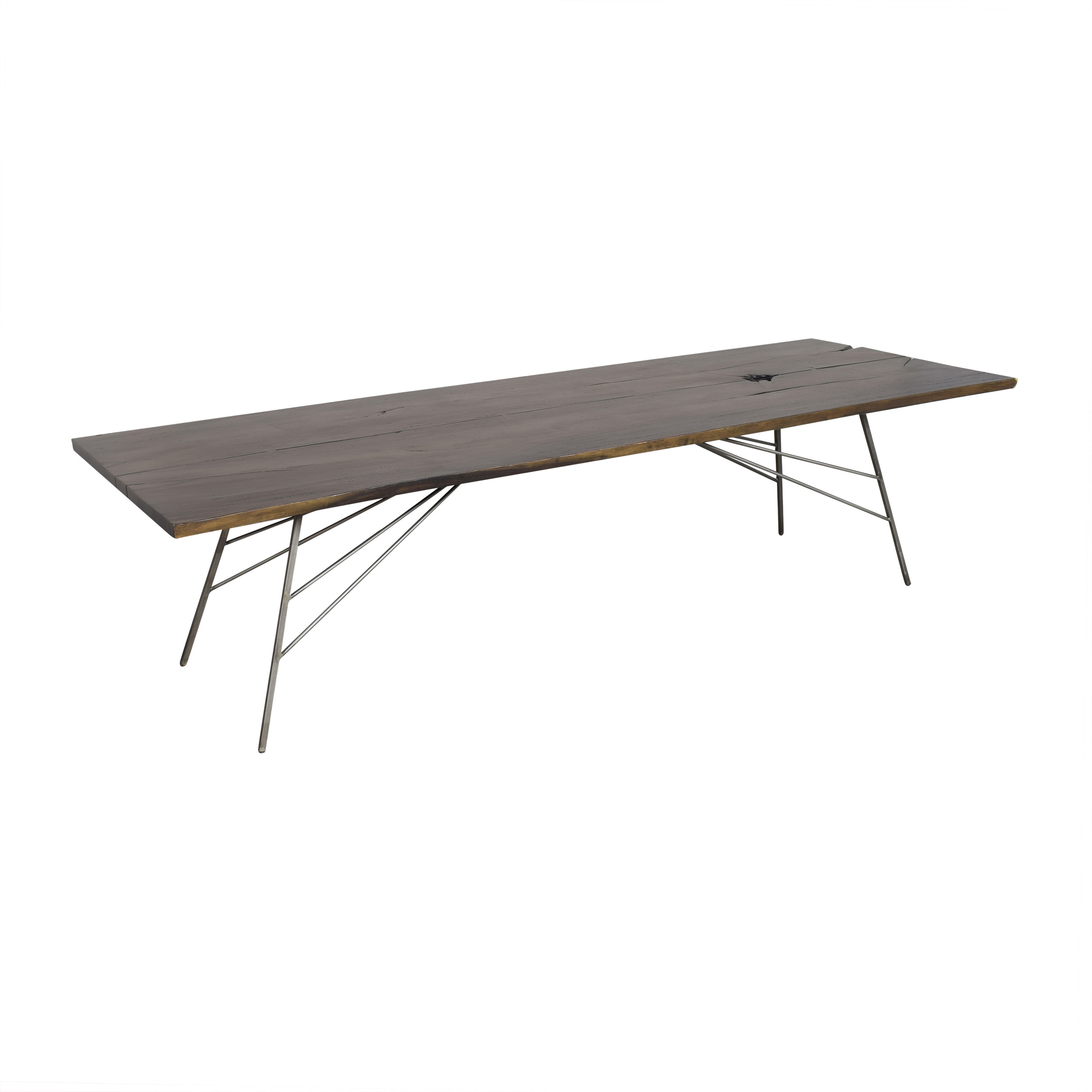 buy ABC Carpet & Home Viento Dining Table ABC Carpet & Home Dinner Tables
