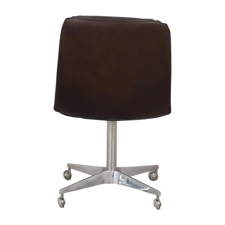 Restoration Hardware Restoration Hardware Griffith Desk Chair ma