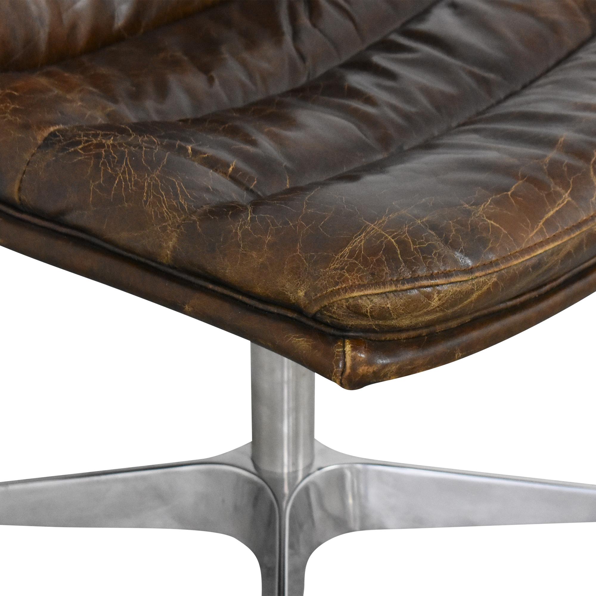 Restoration Hardware Restoration Hardware Griffith Desk Chair  pa