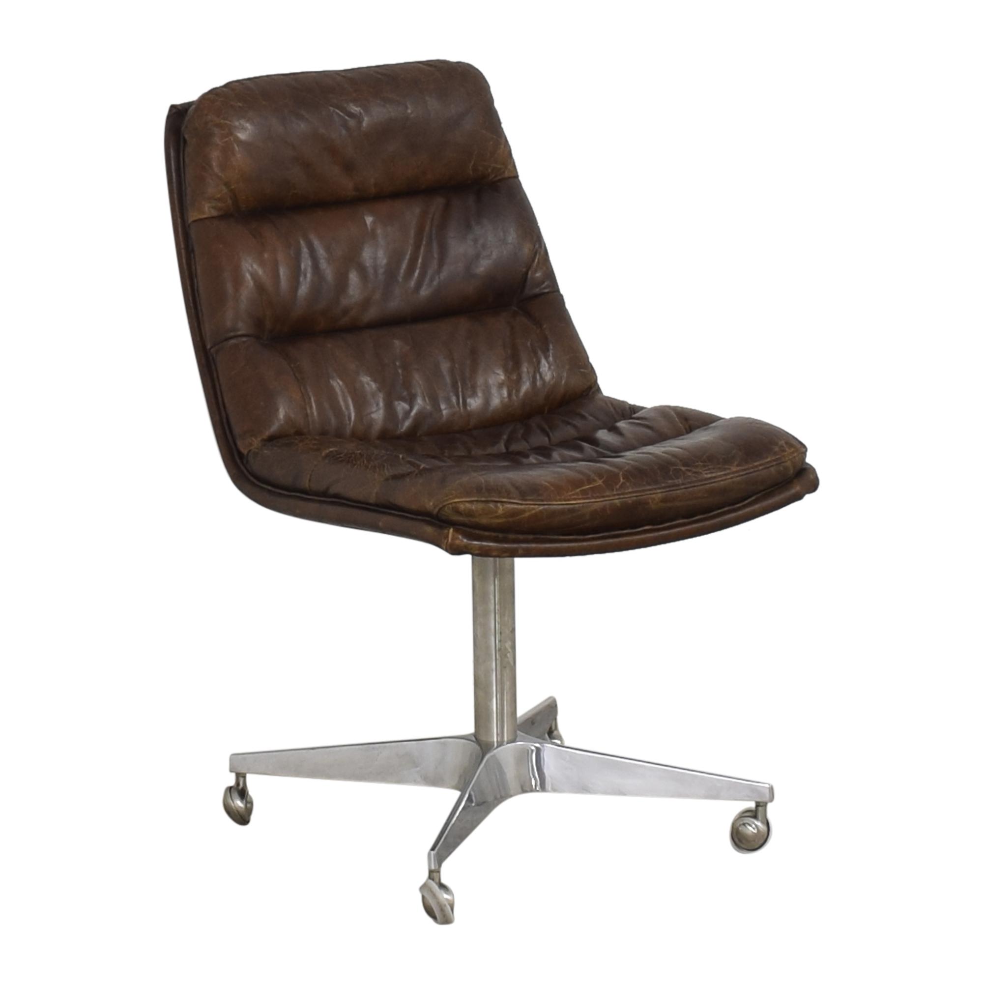 Restoration Hardware Griffith Desk Chair  Restoration Hardware