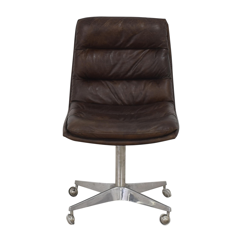 Restoration Hardware Restoration Hardware Griffith Desk Chair discount