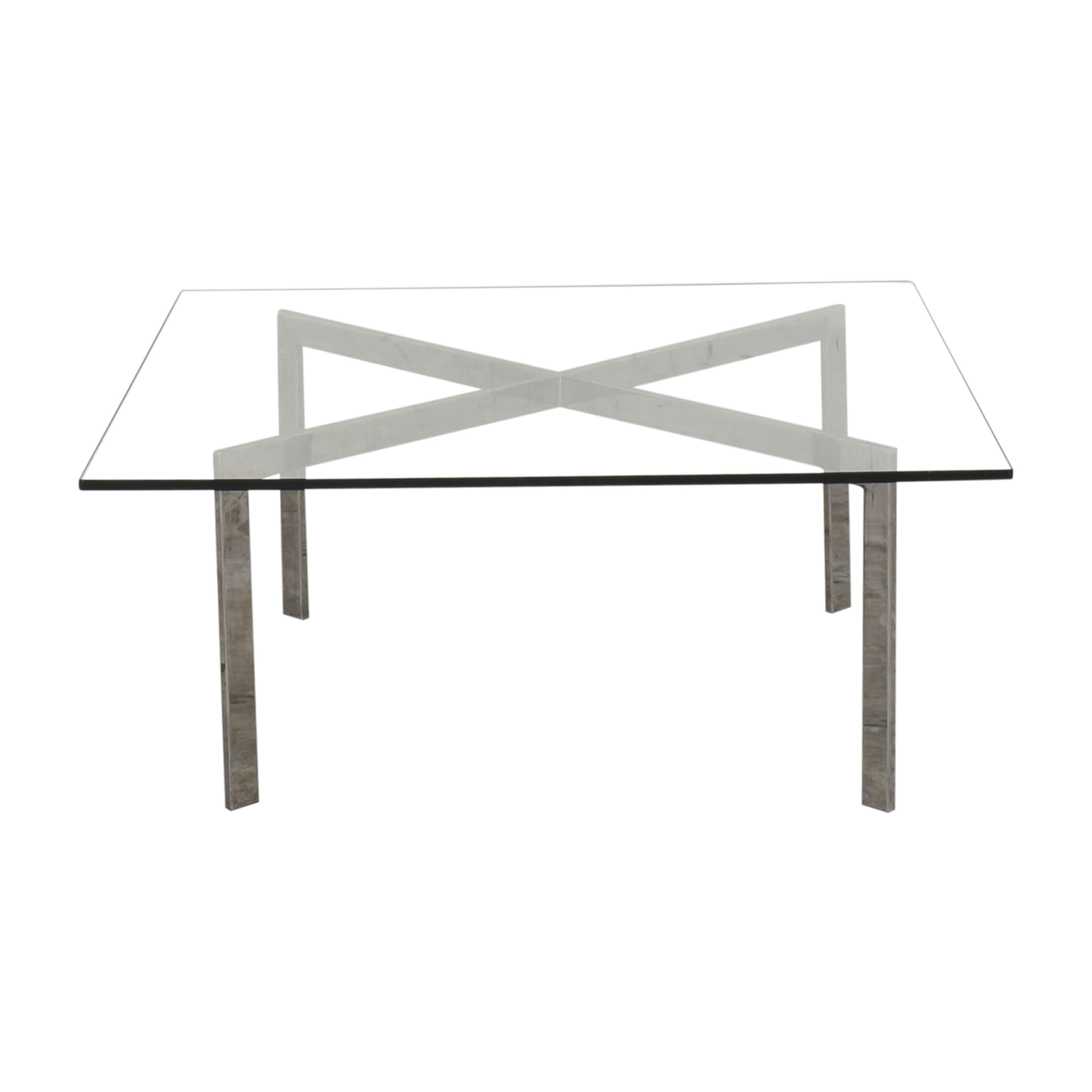 shop Barcelona-Style Coffee Table  Coffee Tables