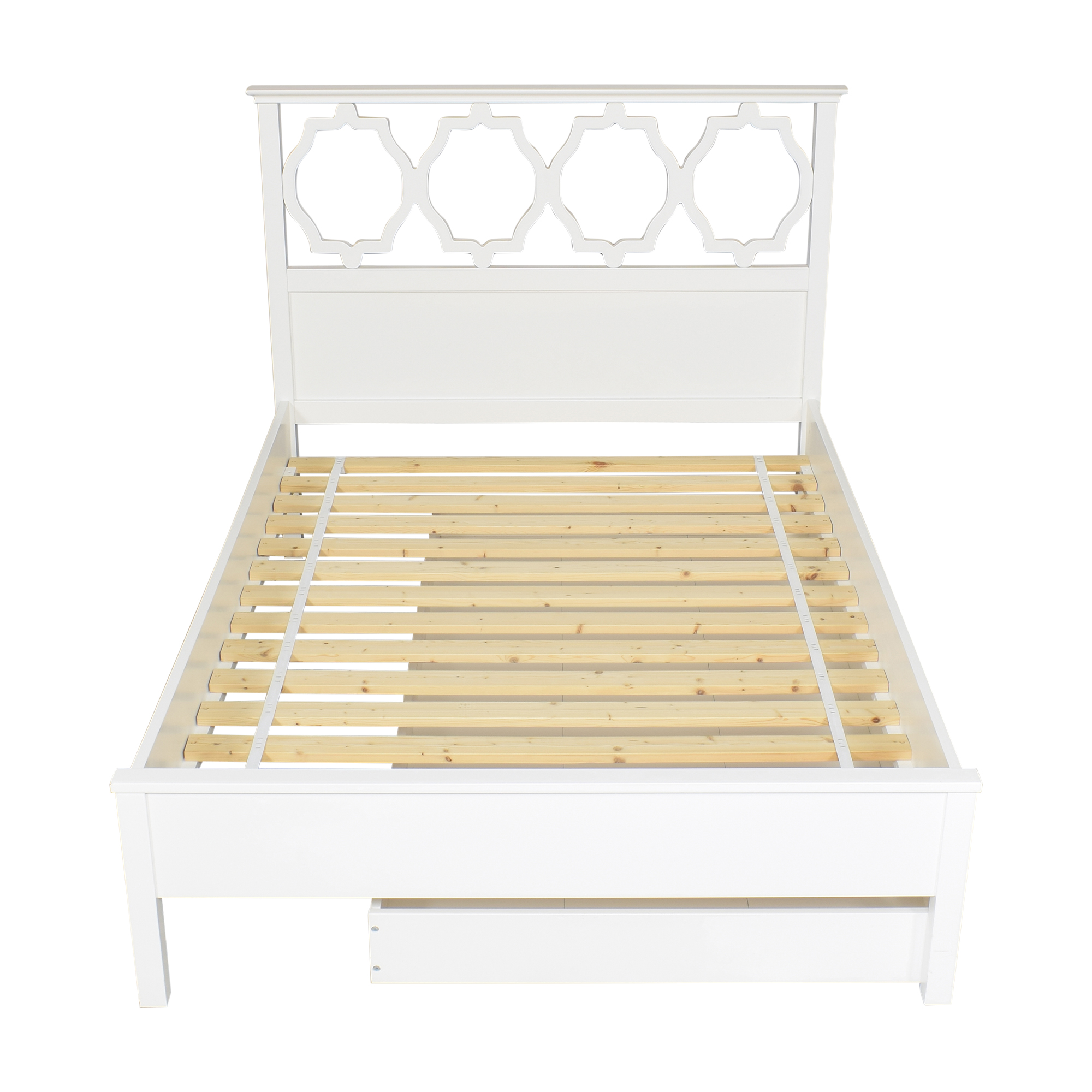 Pottery Barn Teen Pottery Barn Teen Elsie Full Bed with Trundle pa