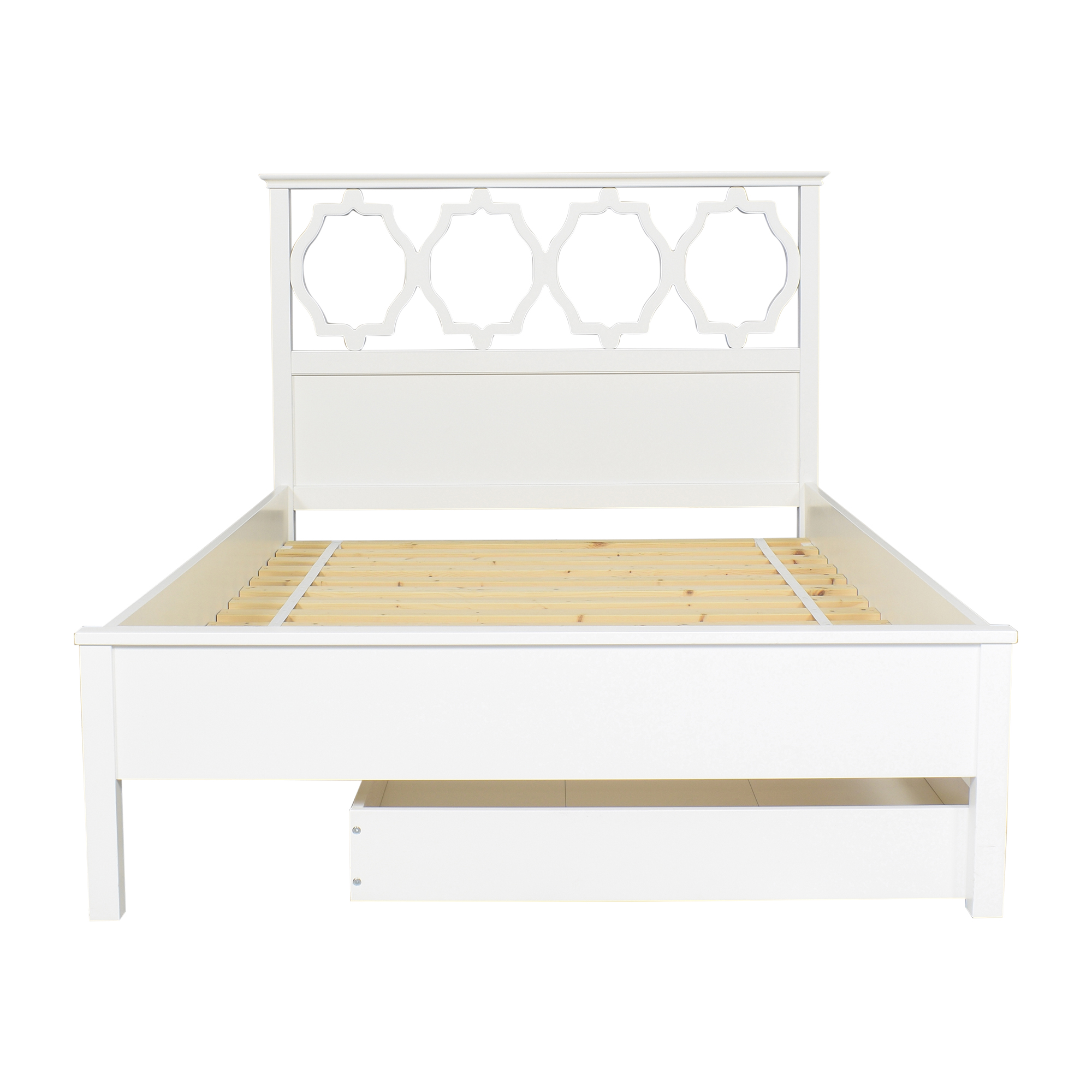 Pottery Barn Teen Pottery Barn Teen Elsie Full Bed with Trundle nj