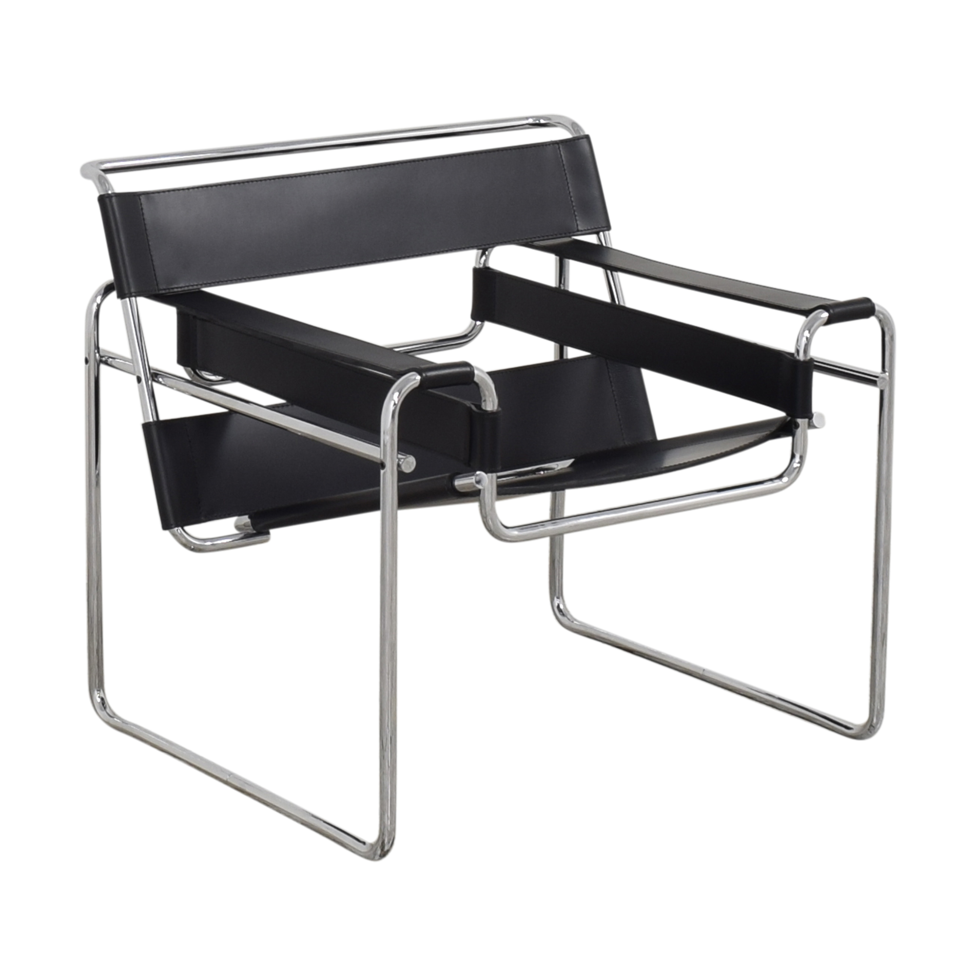 buy Knoll Marcel Breuer Wassily Chair Knoll Accent Chairs