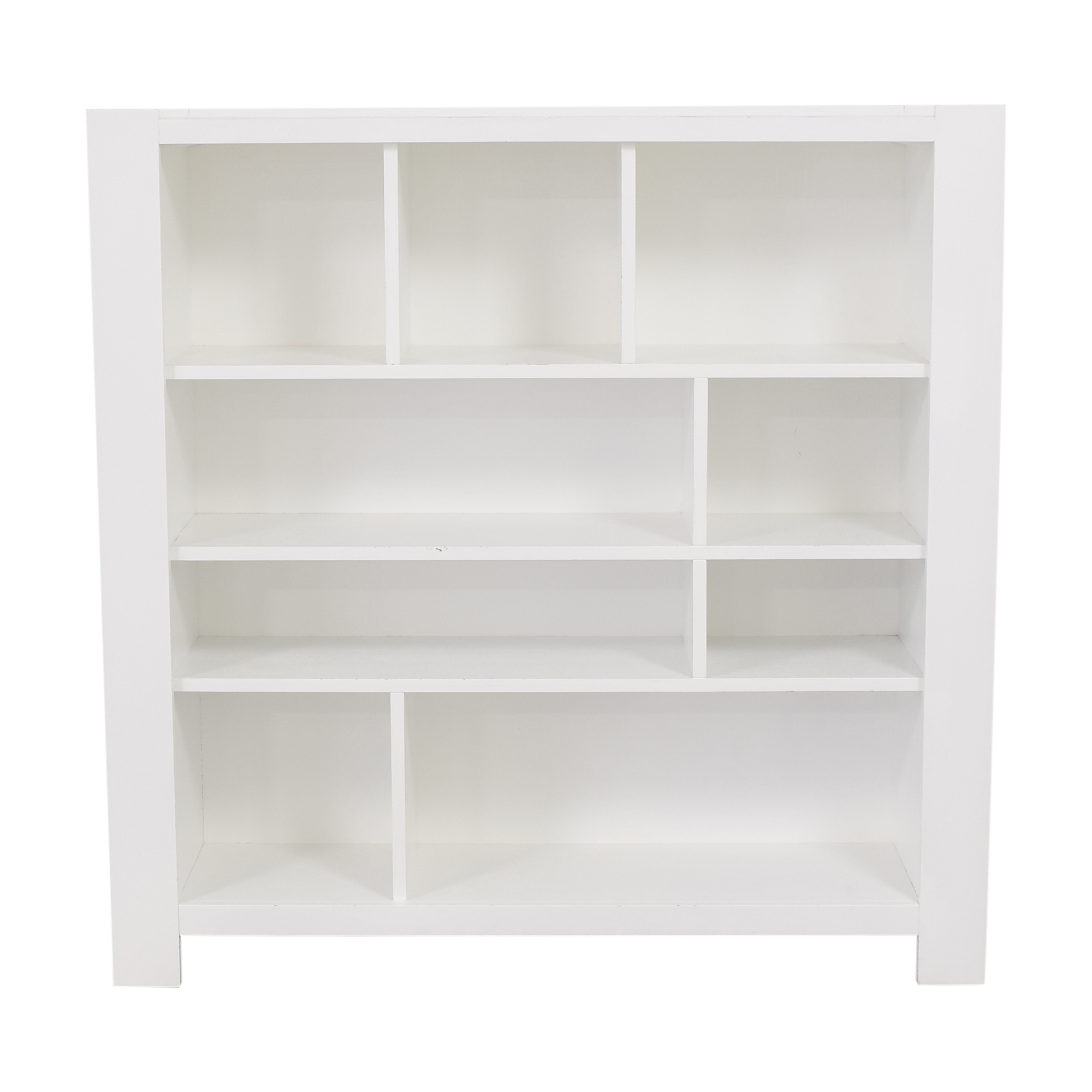 buy Land of Nod Compartment Department Bookcase Land of Nod Bookcases & Shelving