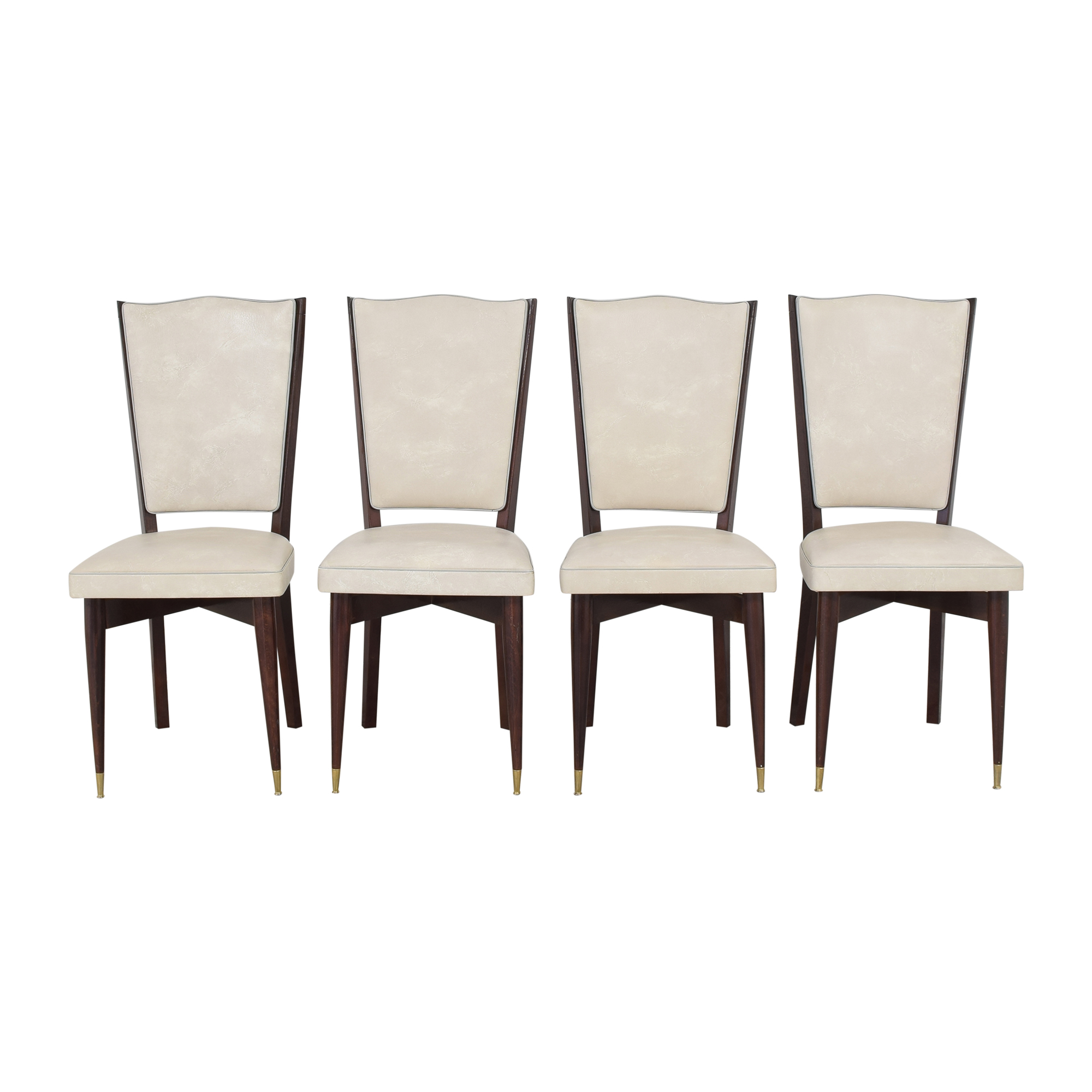 Art Deco-Style Dining Chairs / Dining Chairs