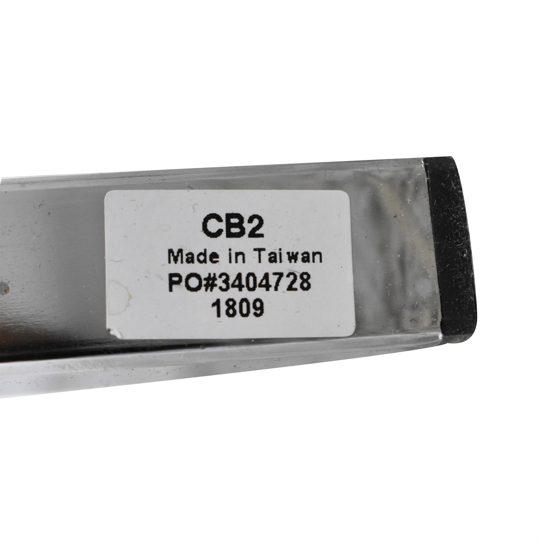 CB2 CB2 Vapor Counter Stools nj