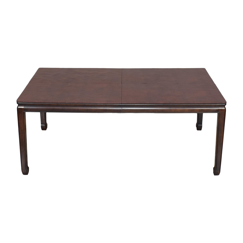 White Fine Furniture White Fine Furniture Dining Table