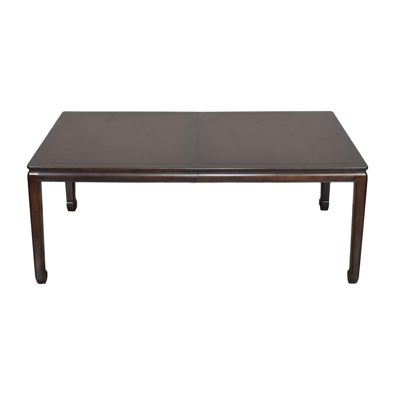 White Fine Furniture White Fine Furniture Dining Table discount