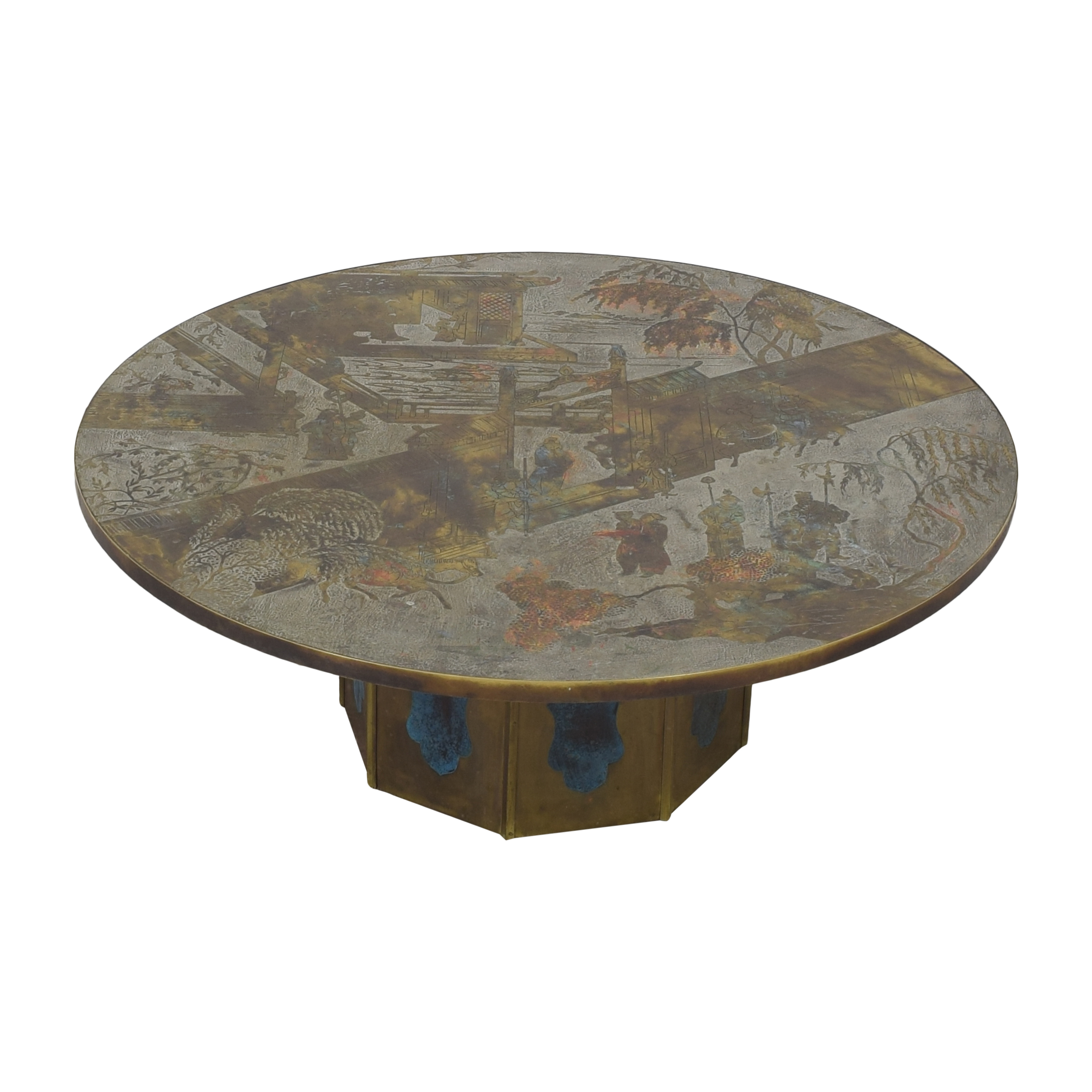 Phillip and Kevin LaVerne Chan Coffee Table used