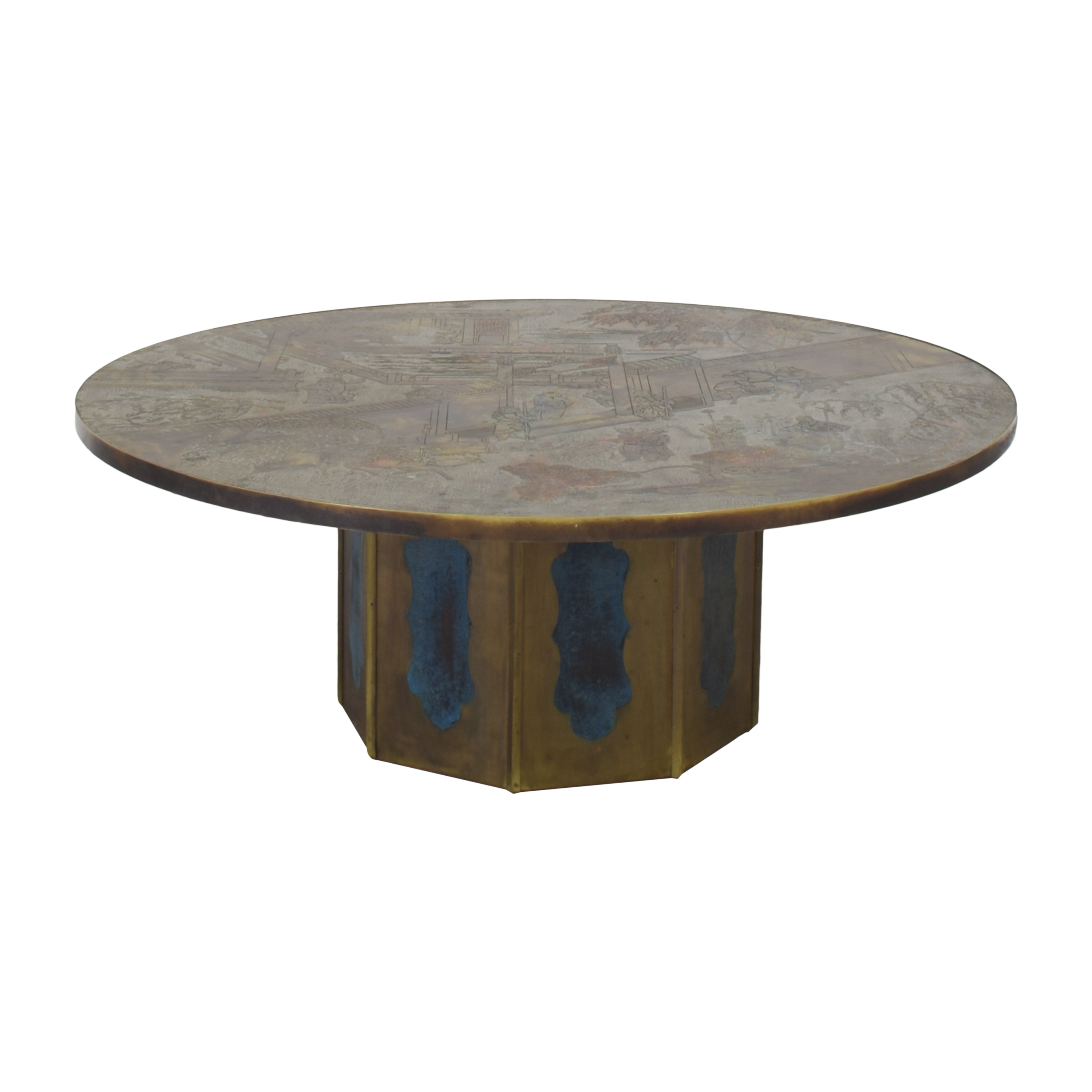 Phillip and Kevin LaVerne Chan Coffee Table