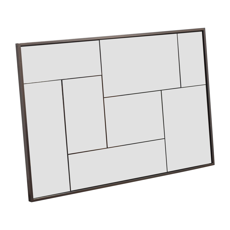 shop West Elm West Elm Multi Panel Foxed Mirror online