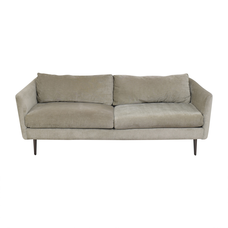West Elm West Elm Sloane Sofa discount